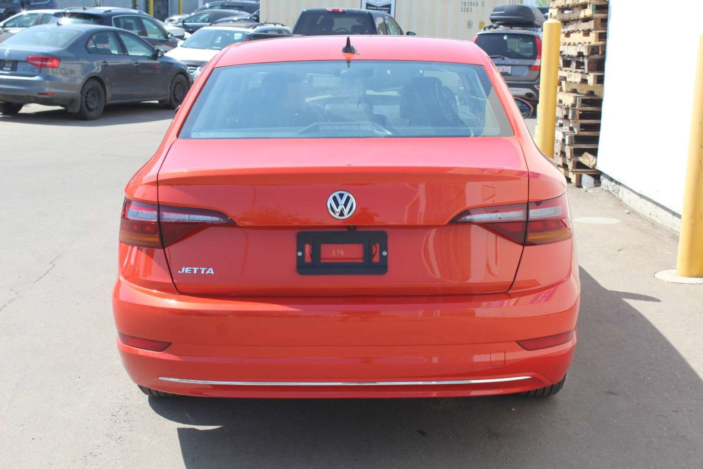 2019 Volkswagen Jetta Highline for sale in Edmonton, Alberta