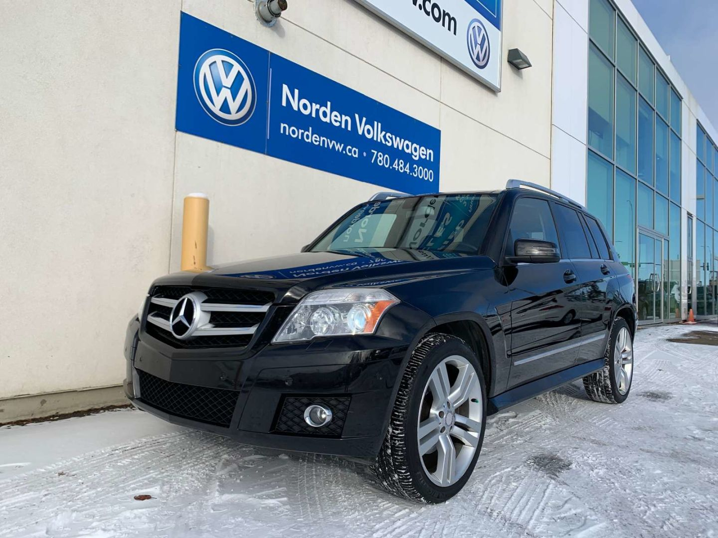 2010 Mercedes-Benz GLK-Class GLK 350 for sale in Edmonton, Alberta