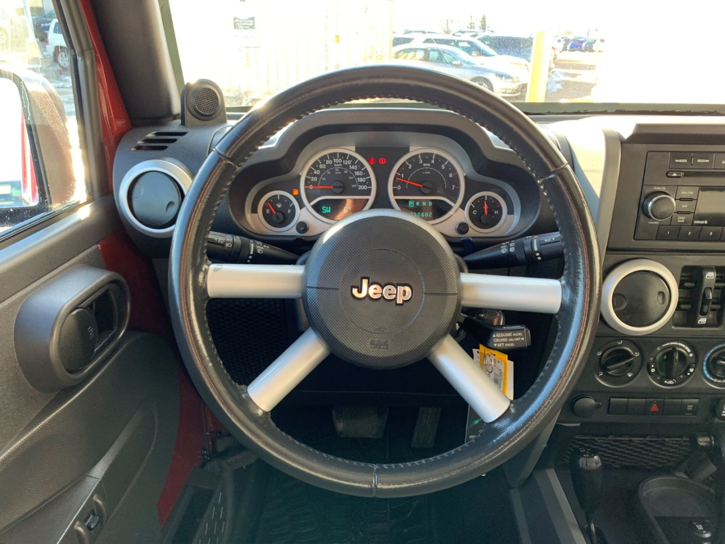 2009 Jeep Wrangler Unlimited Sahara for sale in Edmonton, Alberta
