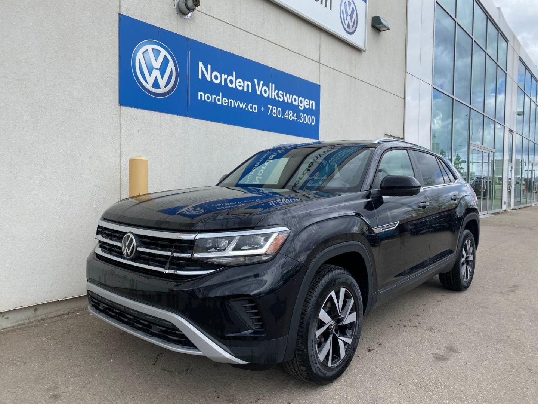 New 2020 Volkswagen Atlas Cross Sport Trendline 20cs6225 Edmonton Alberta Go Auto