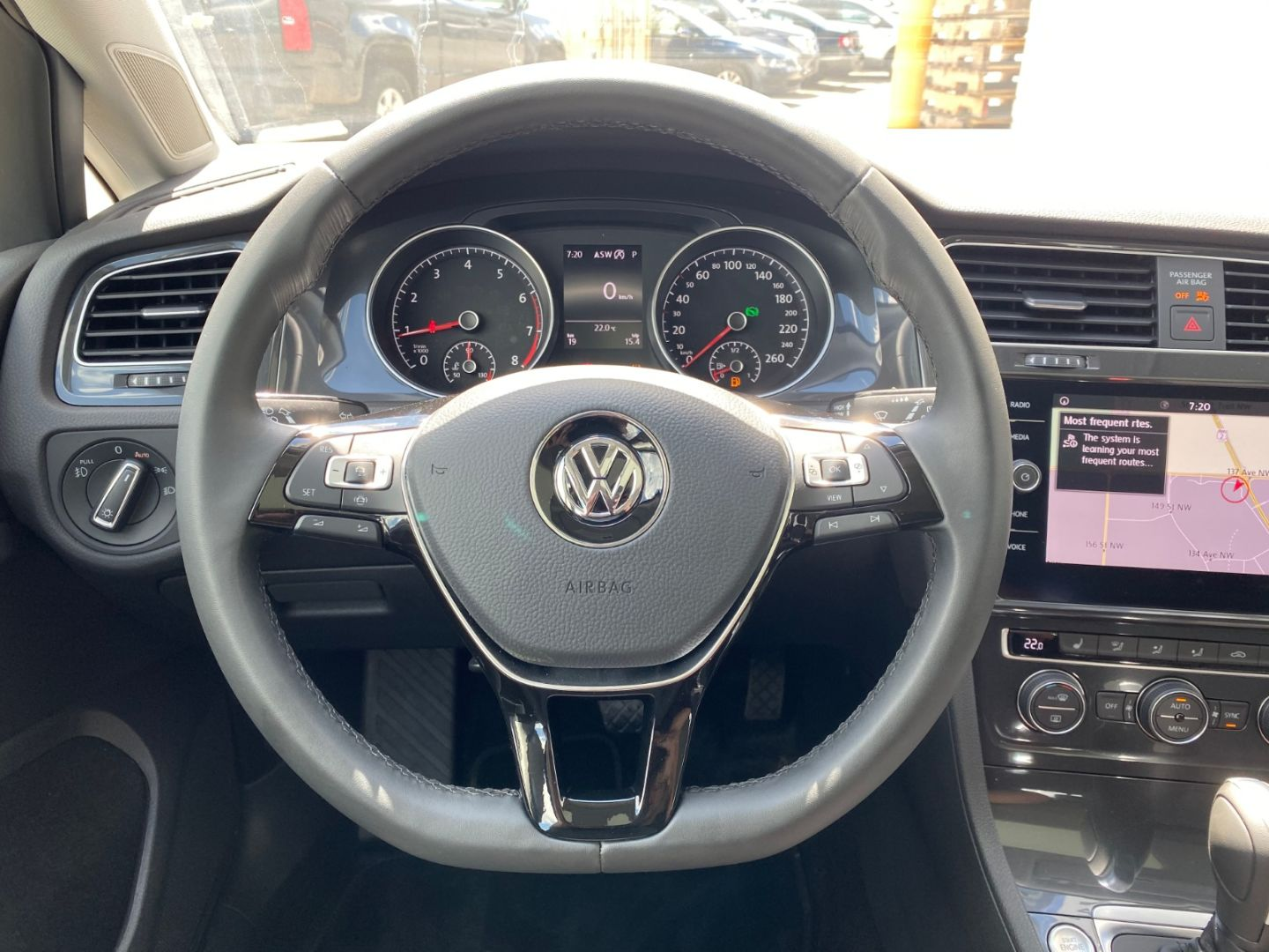 2020 Volkswagen Golf Highline for sale in Edmonton, Alberta