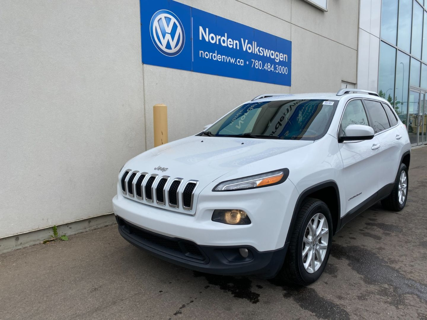 2015 Jeep Cherokee North for sale in Edmonton, Alberta