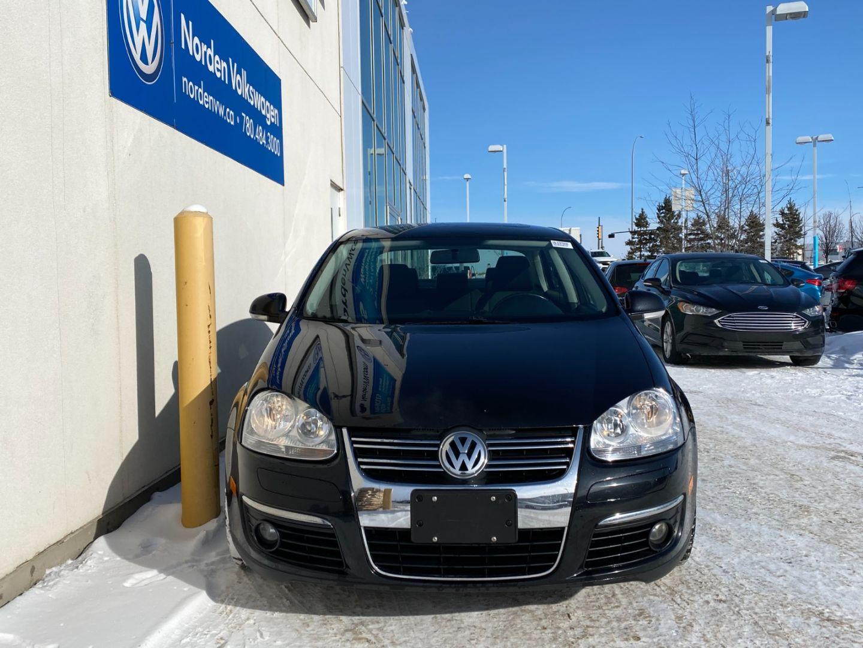 2010 Volkswagen Jetta Sedan Wolfsburg for sale in Edmonton, Alberta