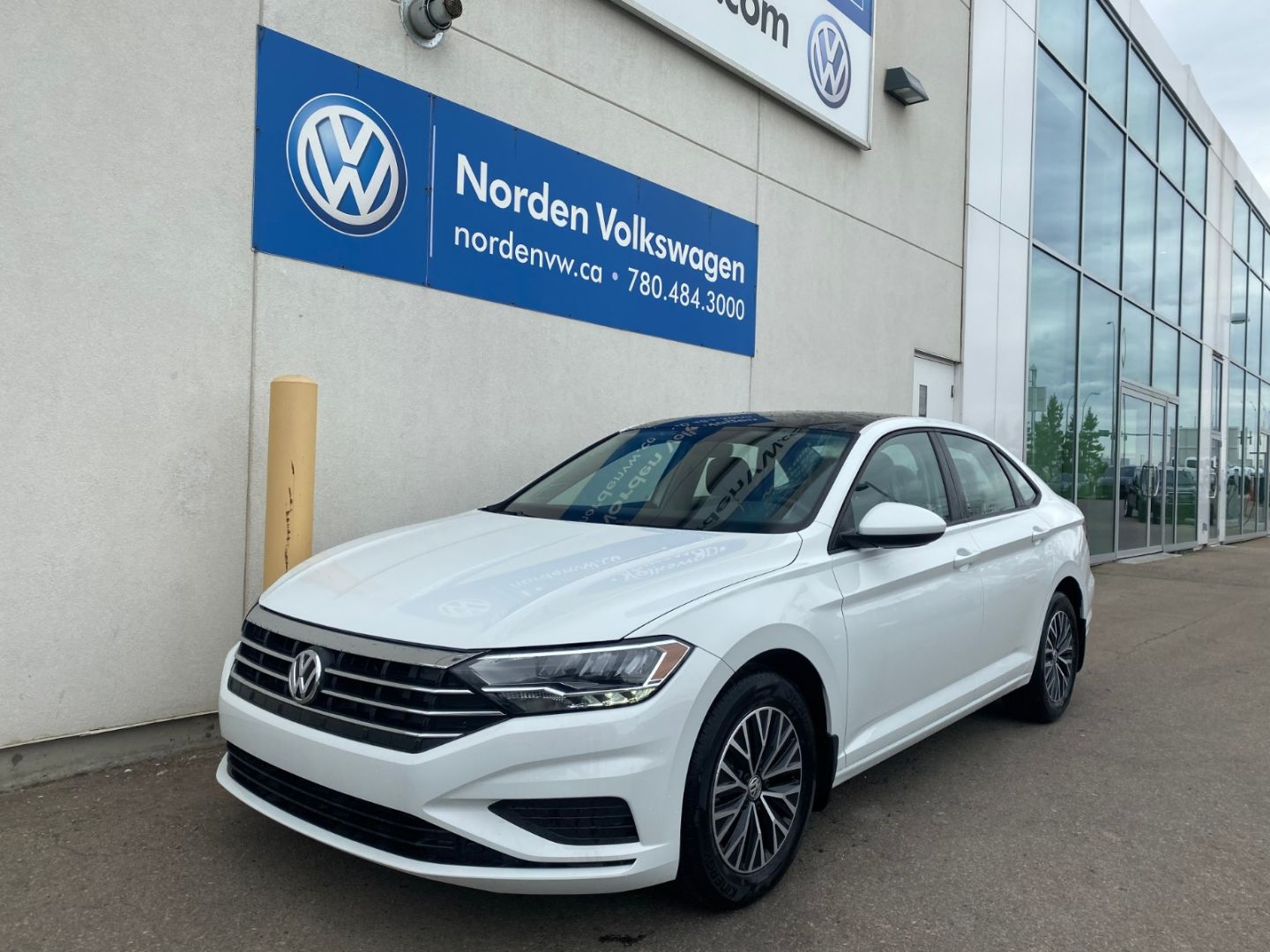 2020 Volkswagen Jetta Highline for sale in Edmonton, Alberta