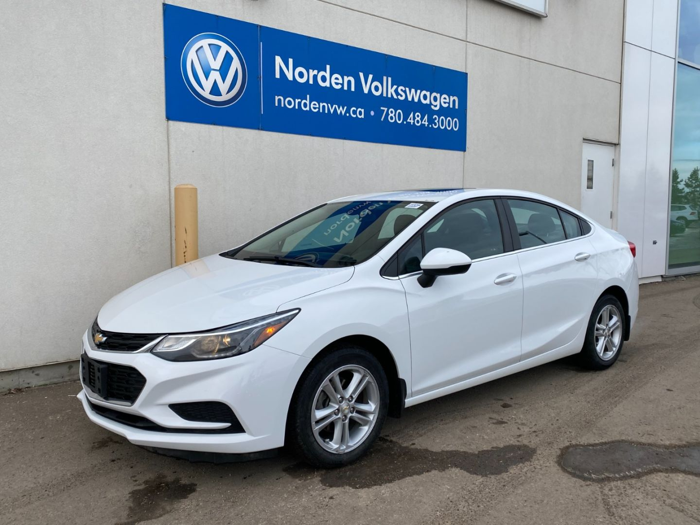 2017 Chevrolet Cruze LT for sale in Edmonton, Alberta