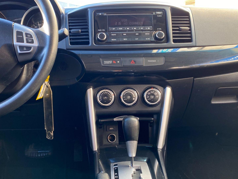 2016 Mitsubishi Lancer ES for sale in Edmonton, Alberta