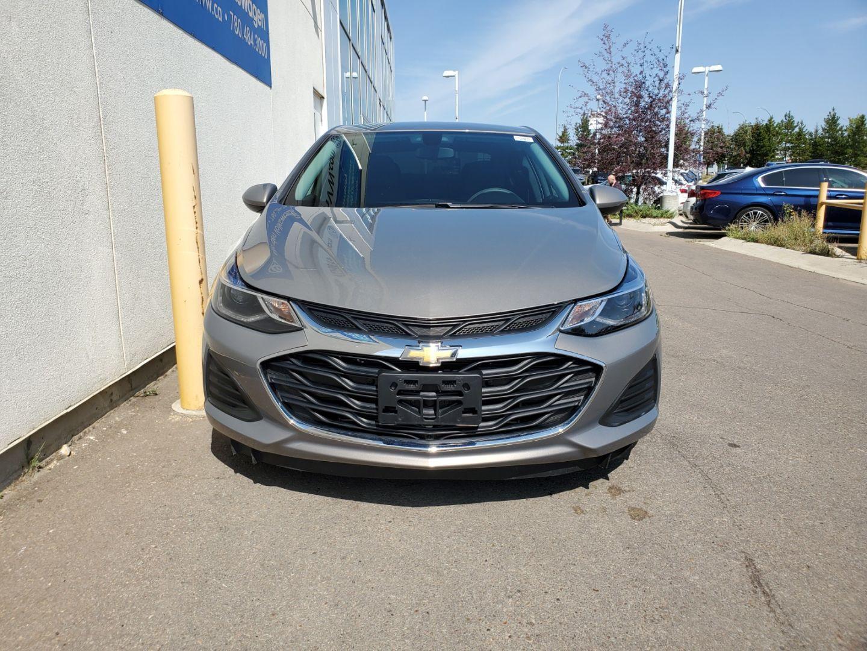 2019 Chevrolet Cruze LT for sale in Edmonton, Alberta