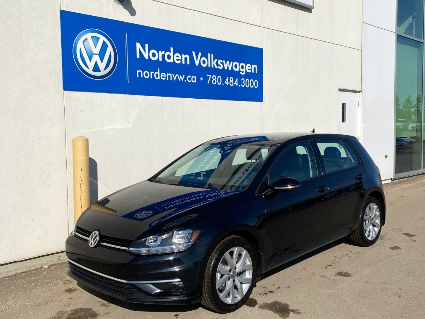 2021 Volkswagen Golf Highline for sale in Edmonton, Alberta