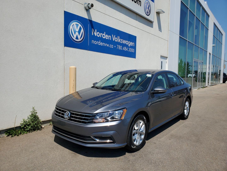 2018 Volkswagen Passat Trendline+ for sale in Edmonton, Alberta