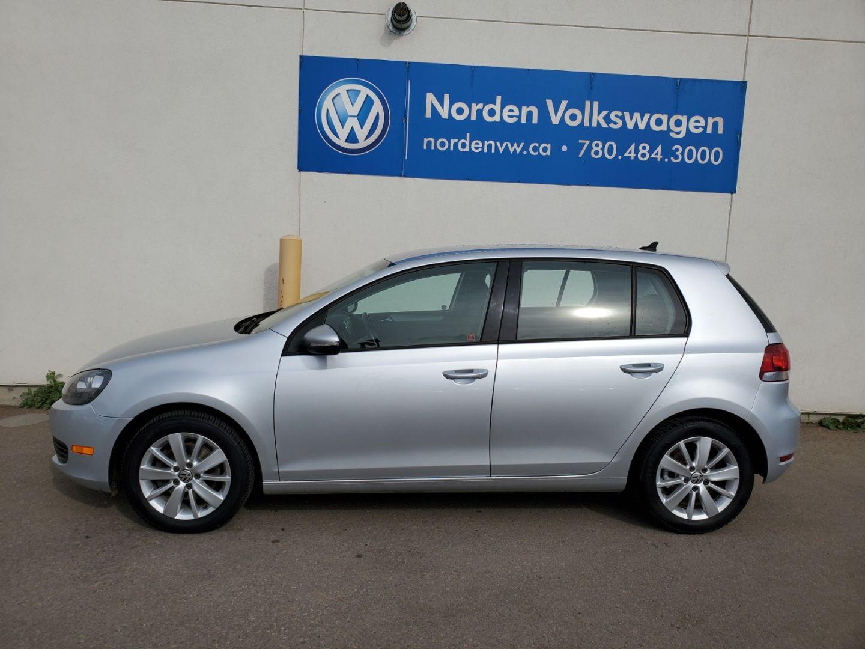 2012 Volkswagen Golf Comfortline for sale in Edmonton, Alberta