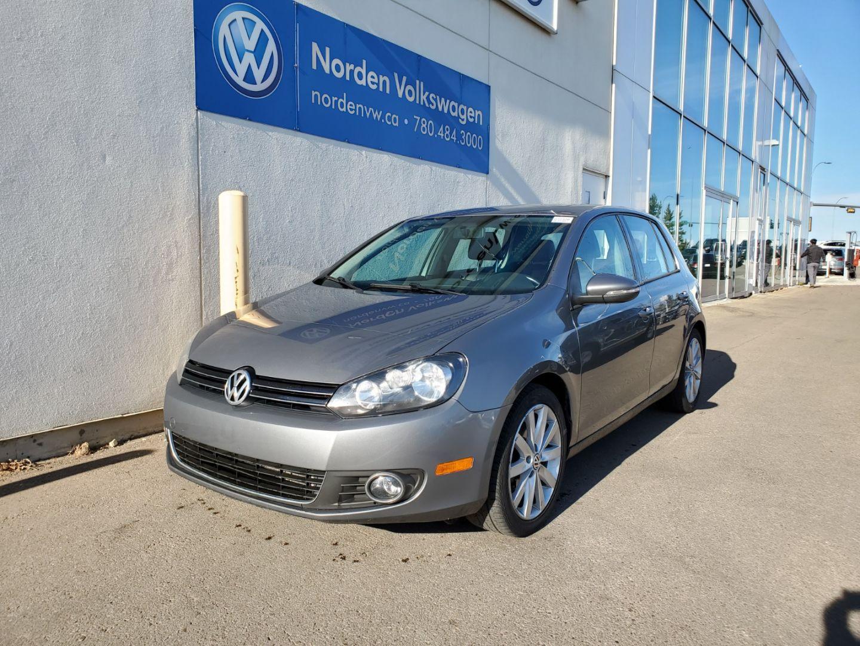 2012 Volkswagen Golf Highline for sale in Edmonton, Alberta