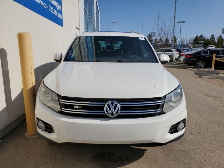 2013 Volkswagen Tiguan Highline for sale in Edmonton, Alberta