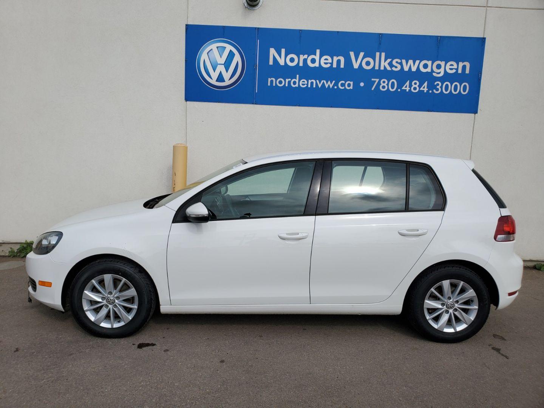 2013 Volkswagen Golf Trendline for sale in Edmonton, Alberta