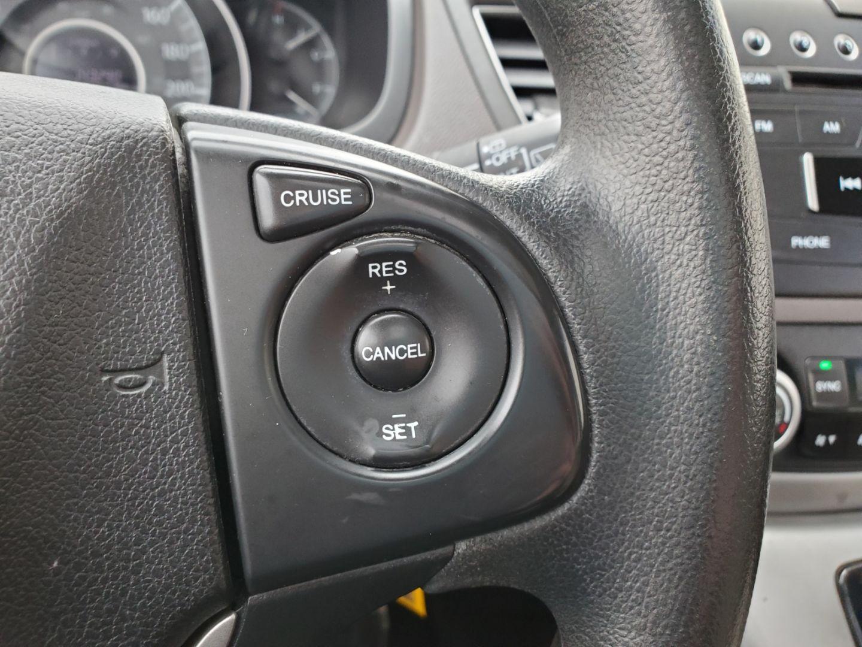 2012 Honda CR-V EX for sale in Edmonton, Alberta