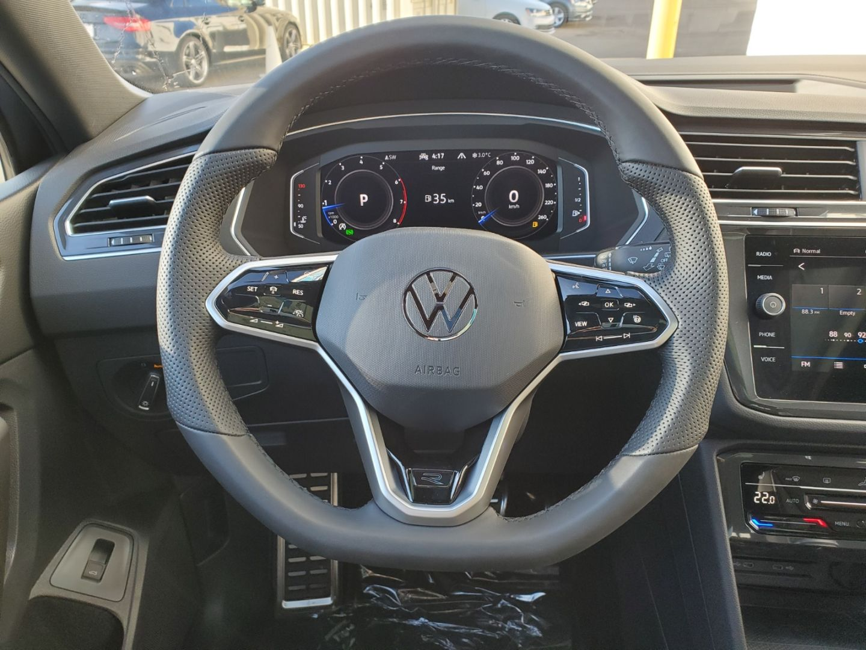 2022 Volkswagen Tiguan Comfortline R-Line Black Edition for sale in Edmonton, Alberta
