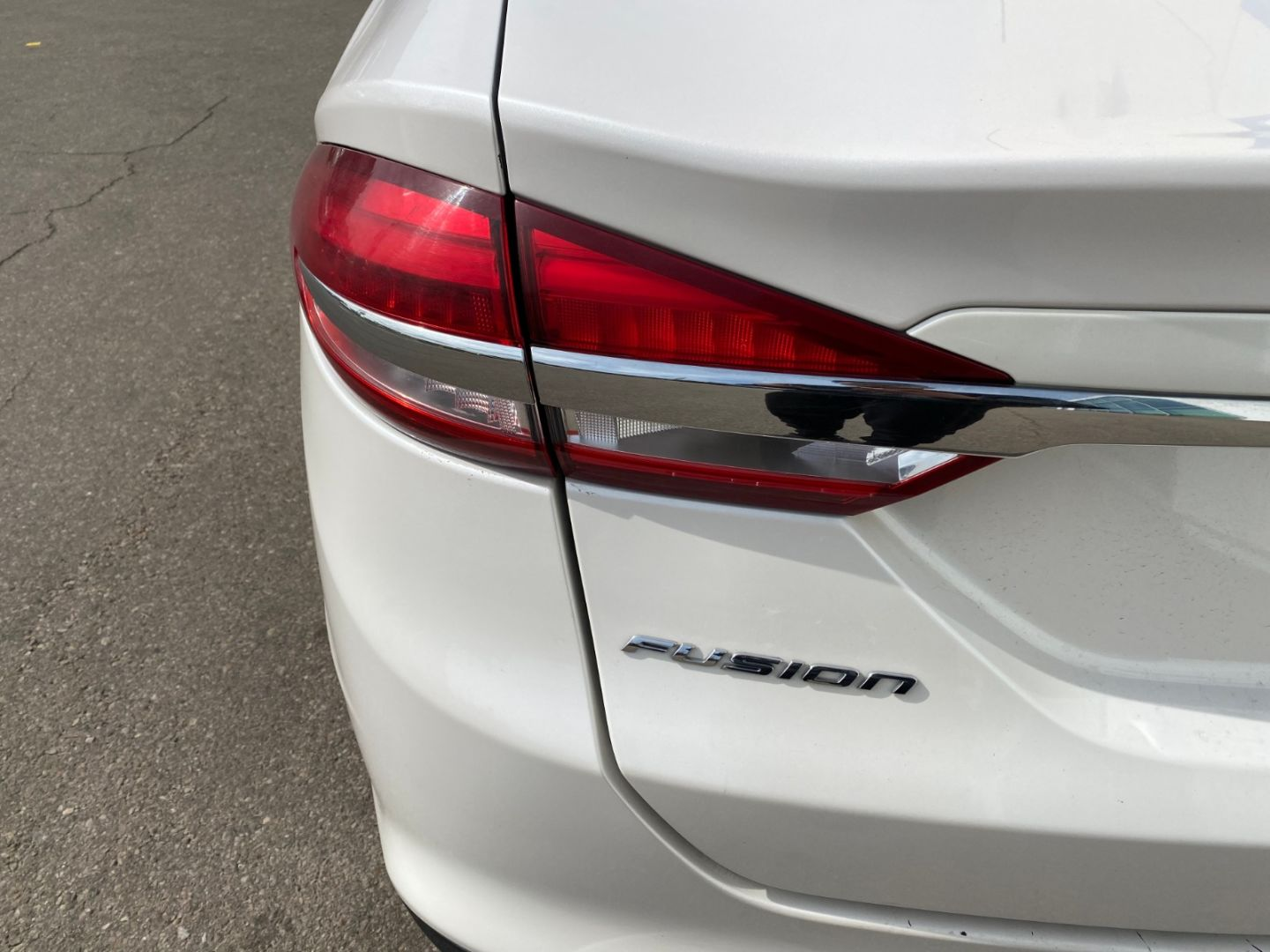 2017 Ford Fusion SE for sale in Edmonton, Alberta
