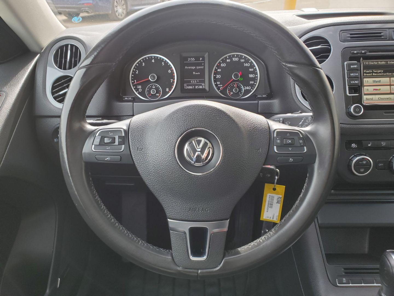 2014 Volkswagen Tiguan Highline for sale in Edmonton, Alberta
