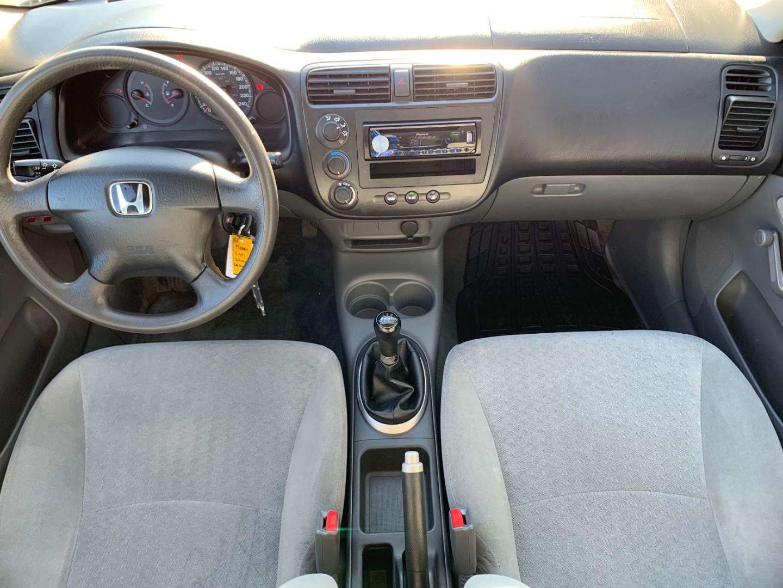 2002 Honda Civic DX-G for sale in Edmonton, Alberta