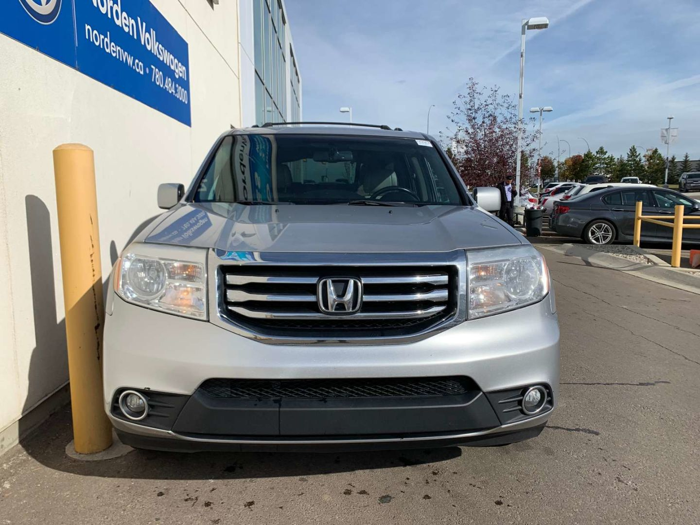 2012 Honda Pilot EX-L for sale in Edmonton, Alberta