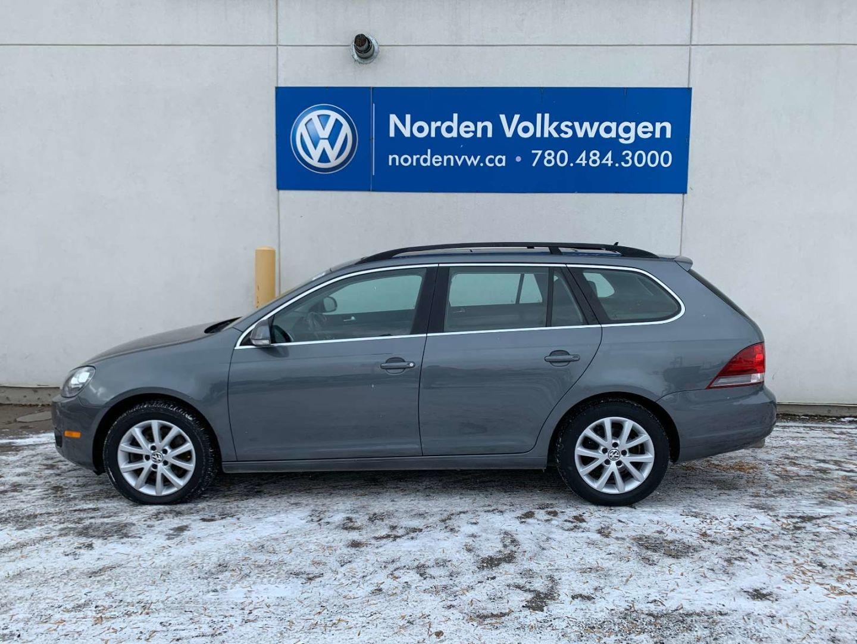 2014 Volkswagen Golf Wagon Comfortline for sale in Edmonton, Alberta