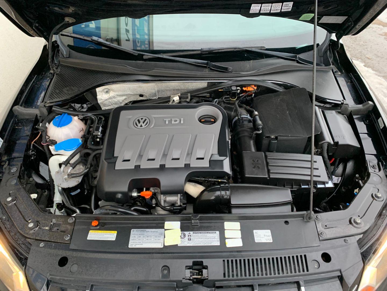 2012 Volkswagen Passat 2.0 TDI DSG Comfortline for sale in Edmonton, Alberta