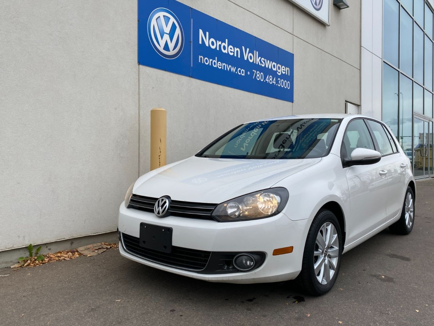 2012 Volkswagen Golf Comfortline for sale in Edmonton, Alberta