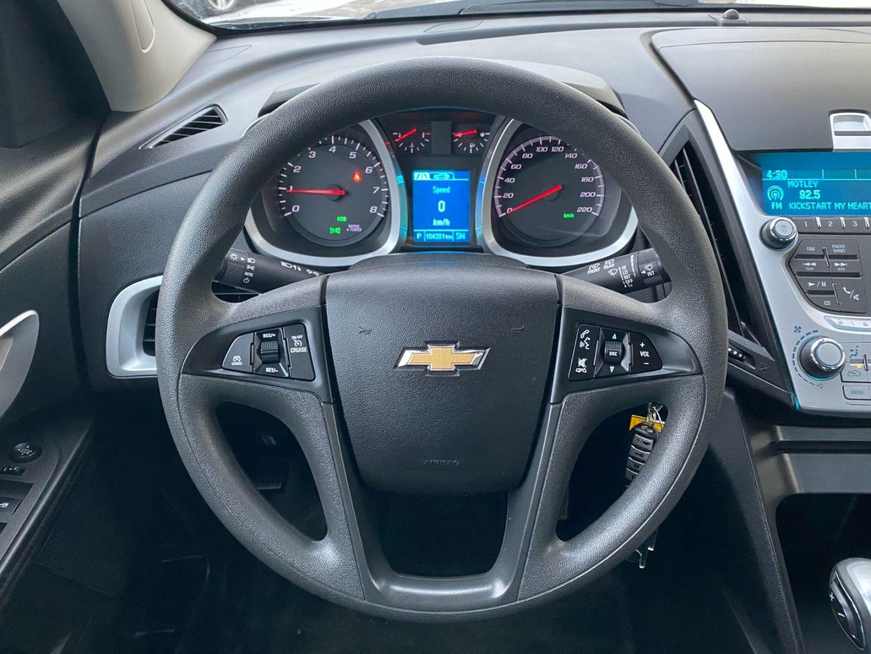 2015 Chevrolet Equinox LS for sale in Edmonton, Alberta