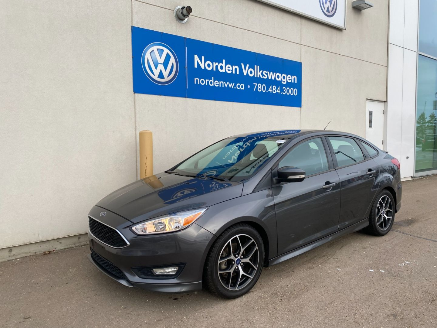 2016 Ford Focus SE for sale in Edmonton, Alberta