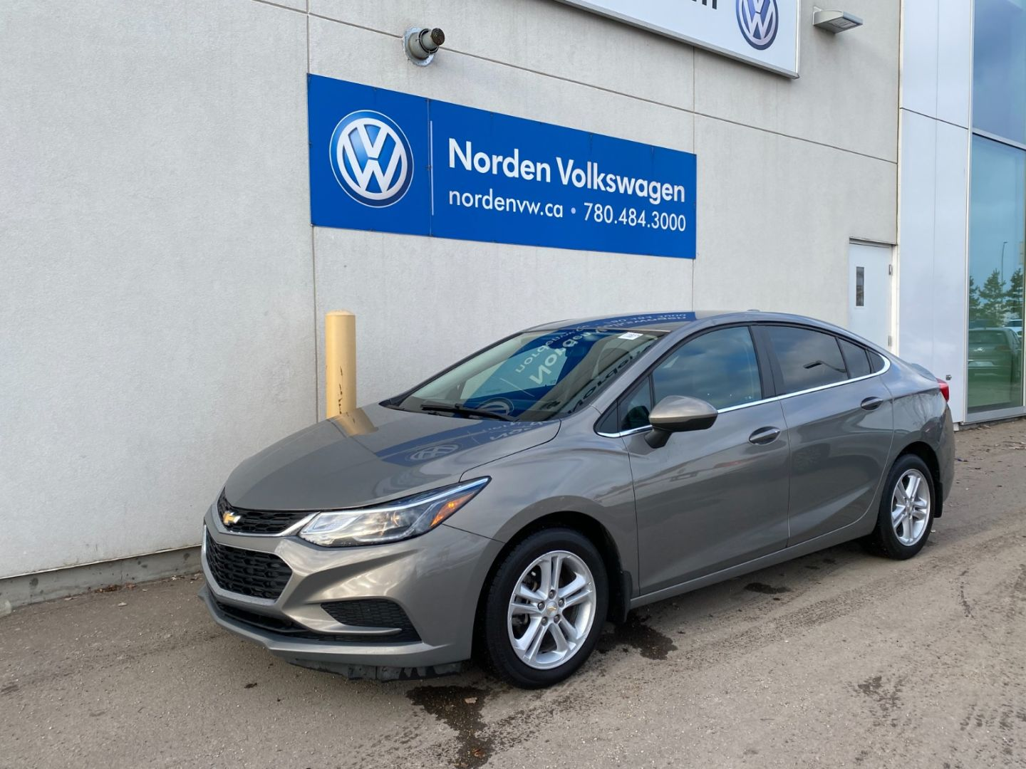2018 Chevrolet Cruze LT for sale in Edmonton, Alberta