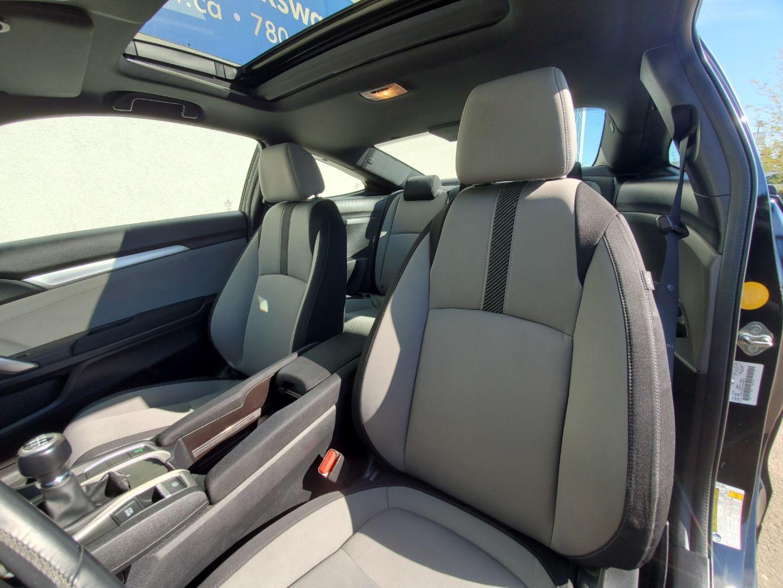 2017 Honda Civic Coupe EX-T for sale in Edmonton, Alberta
