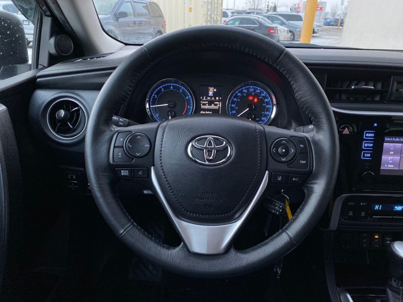 2017 Toyota Corolla LE for sale in Edmonton, Alberta