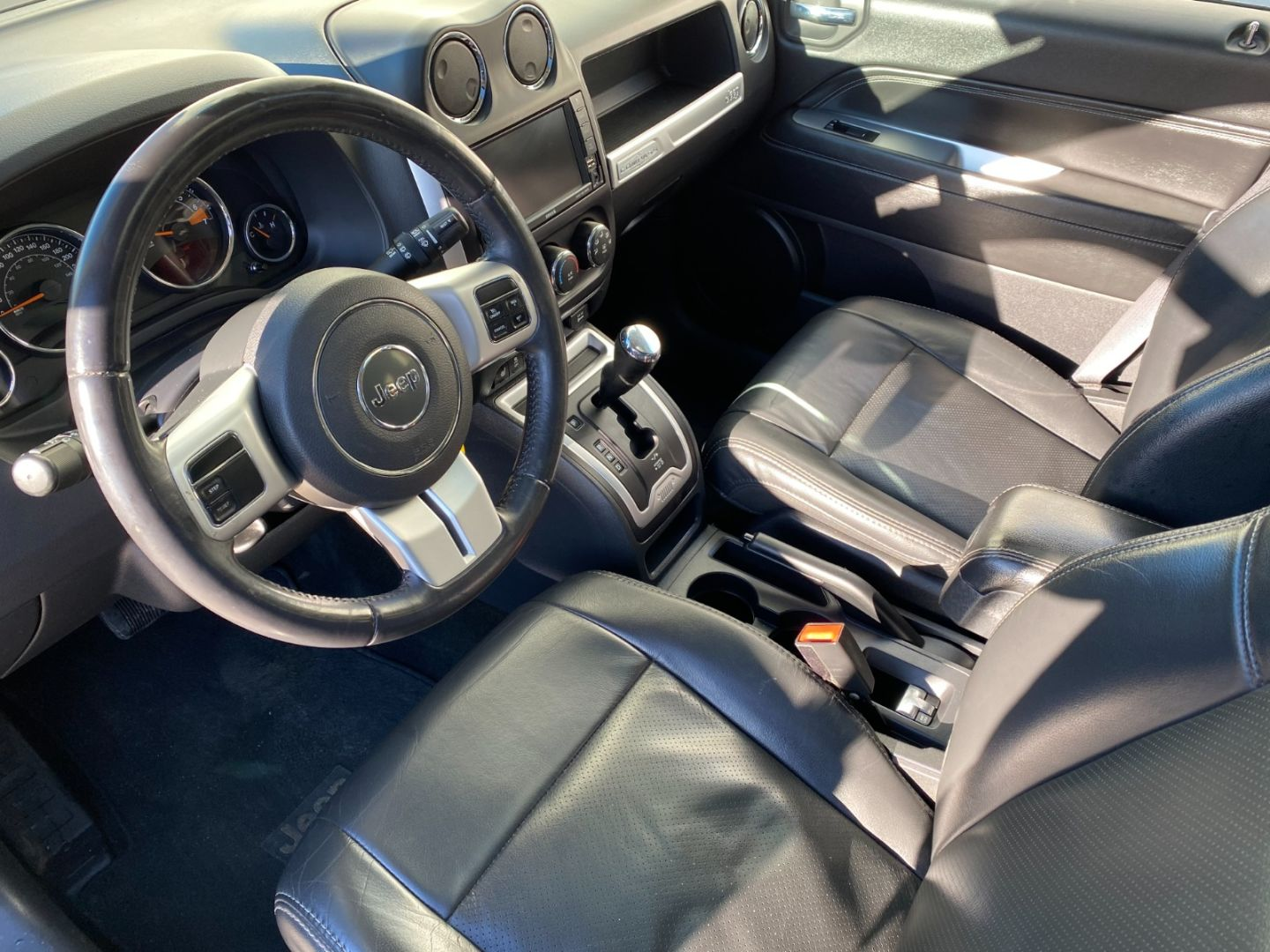 2016 Jeep Compass High Altitude for sale in Edmonton, Alberta