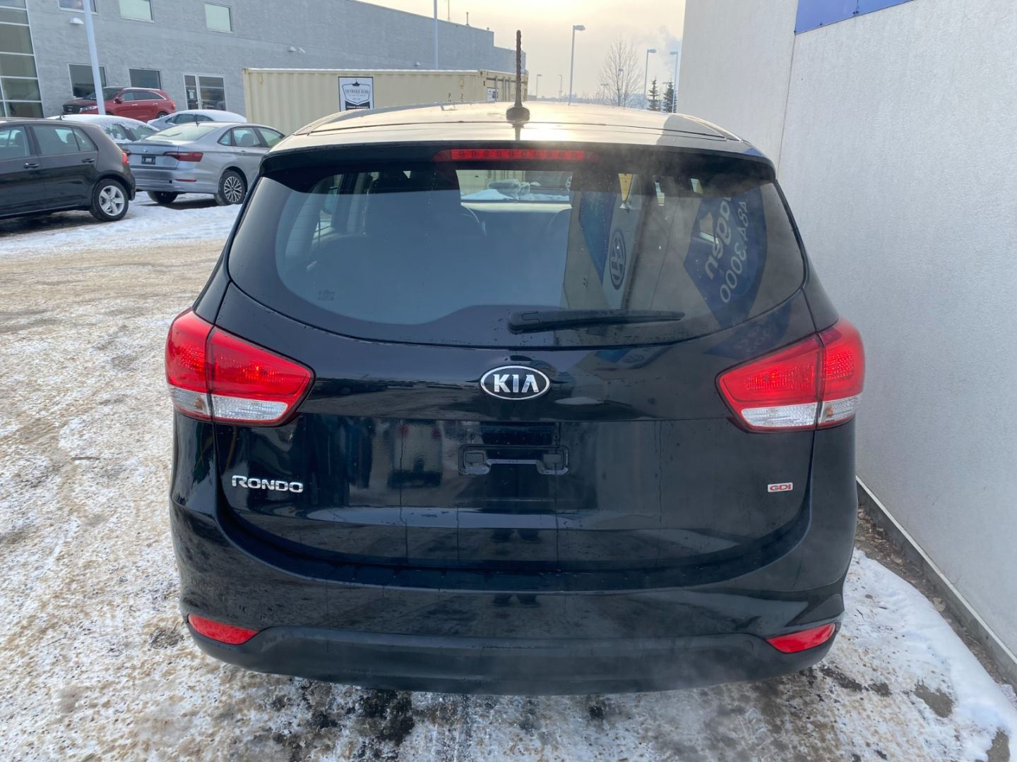 2016 Kia Rondo LX Value for sale in Edmonton, Alberta