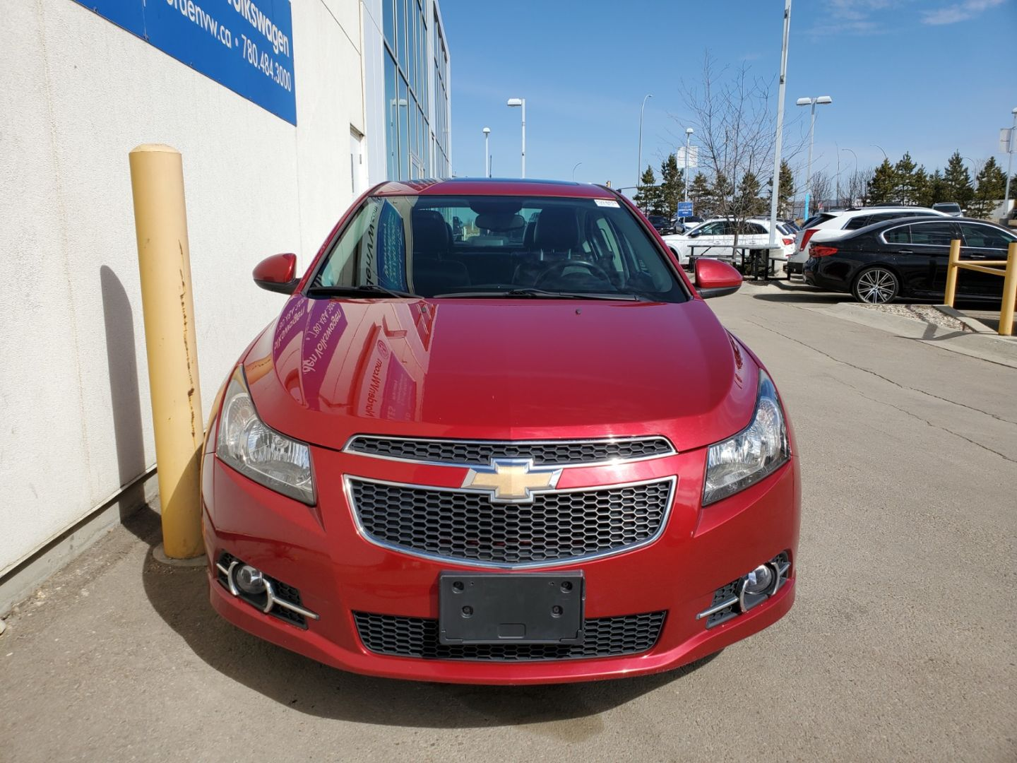 2014 Chevrolet Cruze 2LT for sale in Edmonton, Alberta