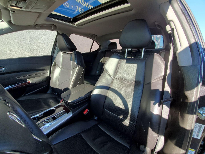 2015 Acura TLX V6 Tech for sale in Edmonton, Alberta