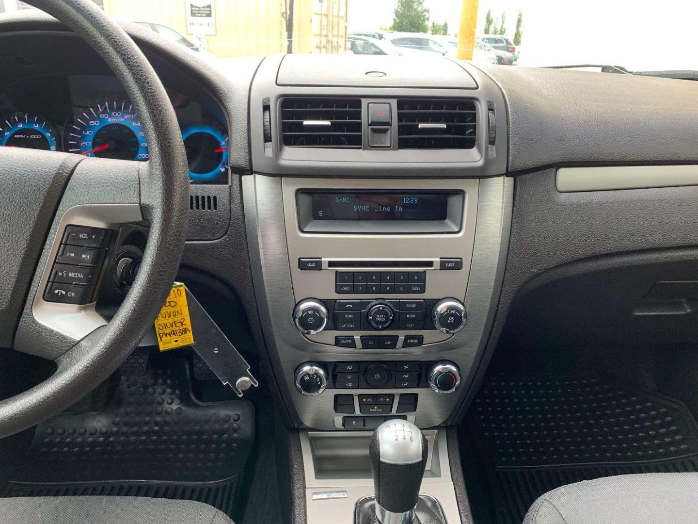 2010 Ford Fusion SE for sale in Edmonton, Alberta