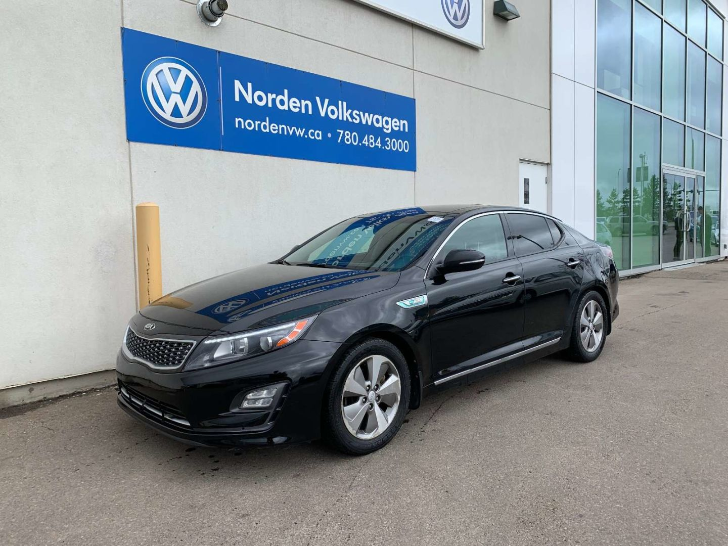 2016 Kia Optima Hybrid EX for sale in Edmonton, Alberta