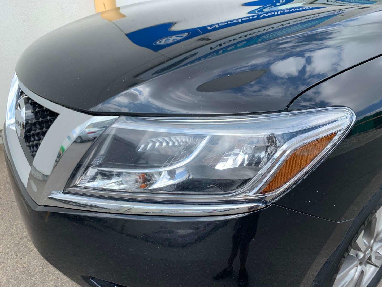 2015 Nissan Pathfinder SL for sale in Edmonton, Alberta