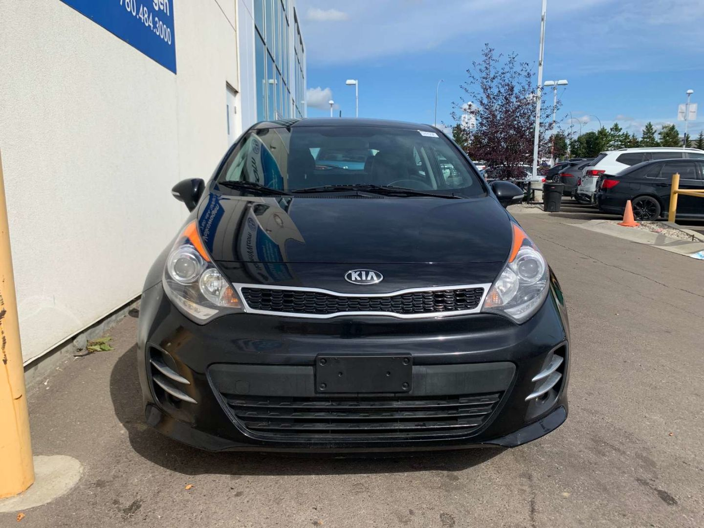 2016 Kia Rio SX for sale in Edmonton, Alberta