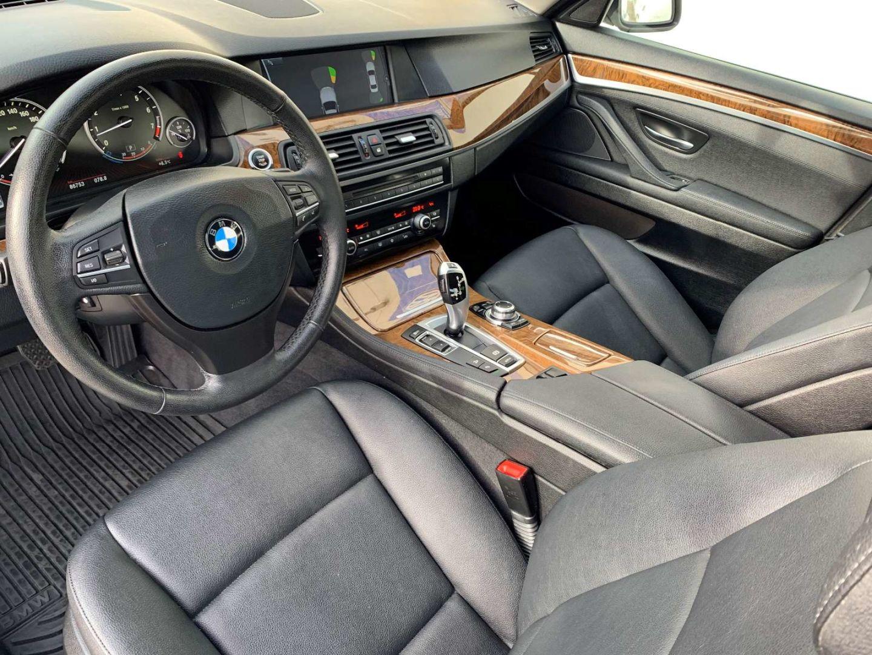 2012 BMW 5 Series 528i xDrive for sale in Edmonton, Alberta