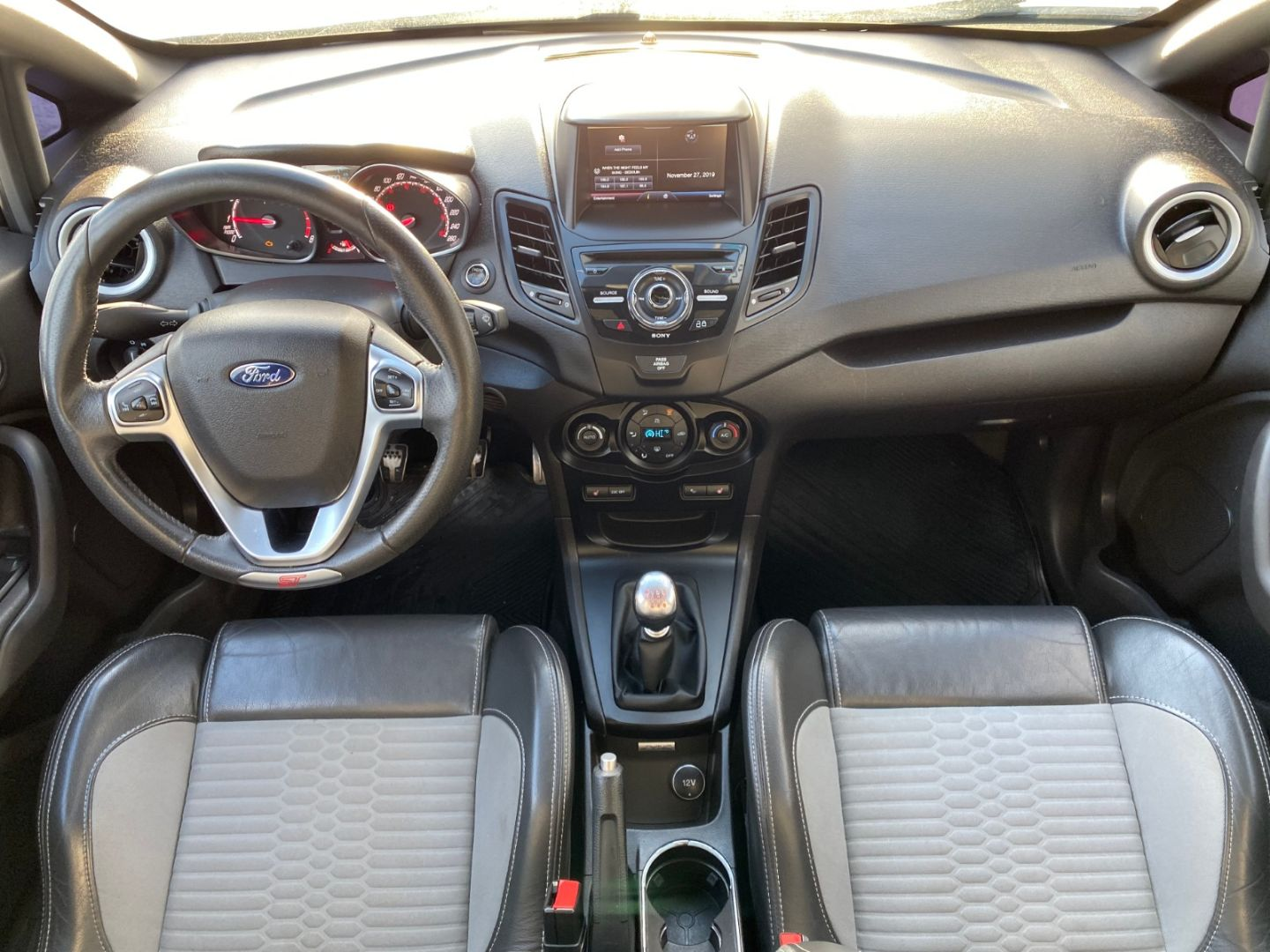 2015 Ford Fiesta ST for sale in Edmonton, Alberta