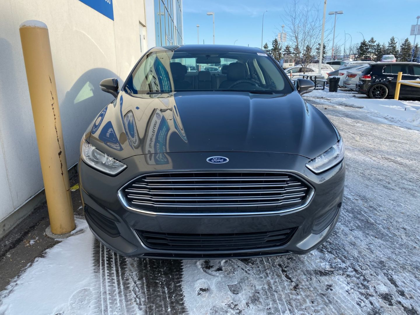 2016 Ford Fusion SE for sale in Edmonton, Alberta