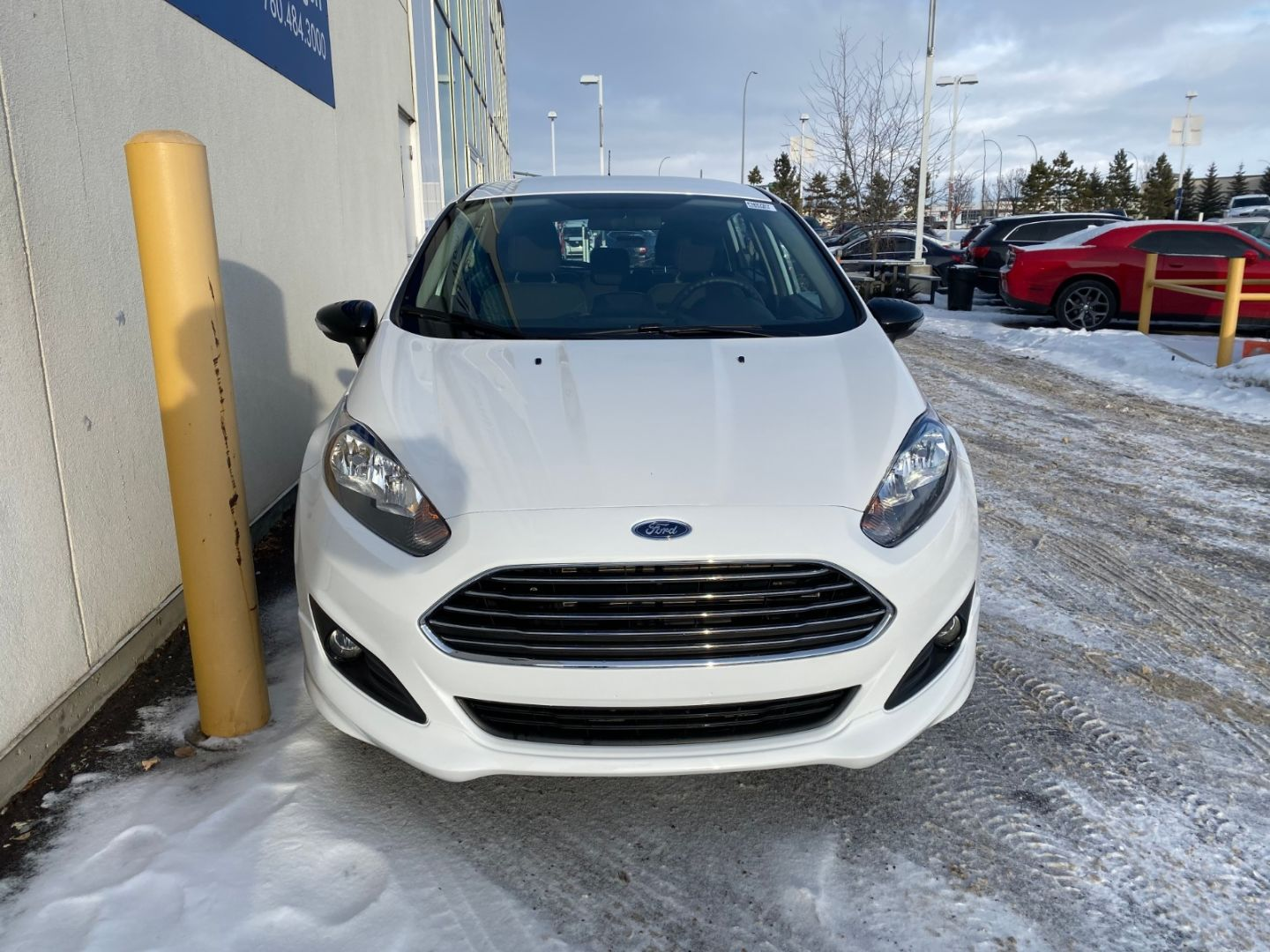 2019 Ford Fiesta SE for sale in Edmonton, Alberta