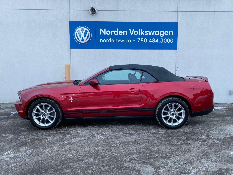 2011 Ford Mustang V6 for sale in Edmonton, Alberta