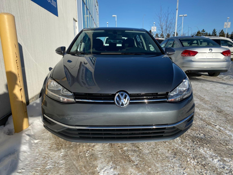2018 Volkswagen Golf Trendline for sale in Edmonton, Alberta