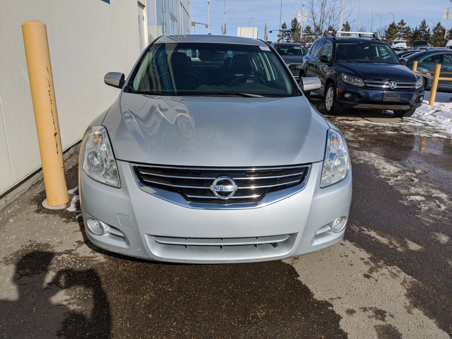 2012 Nissan Altima 2.5 S for sale in Edmonton, Alberta