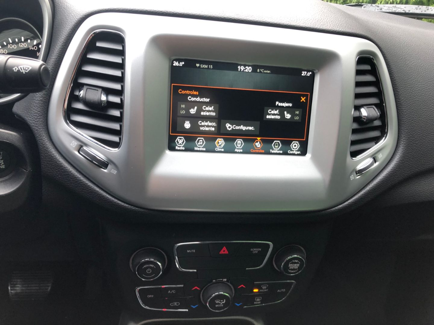 2020 Jeep Compass Upland Edition for sale in Surrey, British Columbia