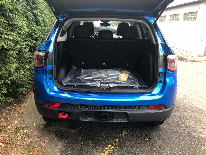 2020 Jeep Compass Trailhawk for sale in Surrey, British Columbia