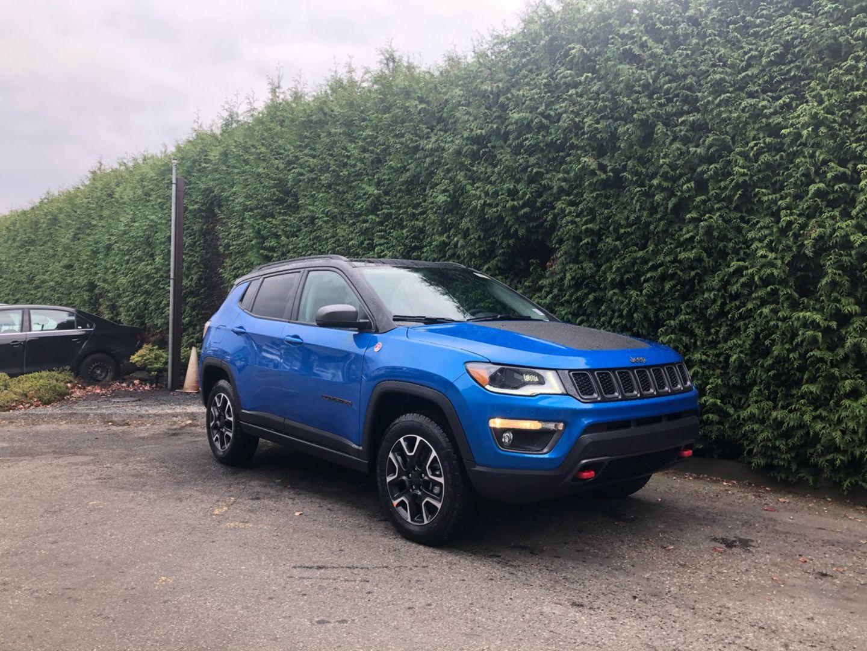 2020 Jeep Trail Hawk Release