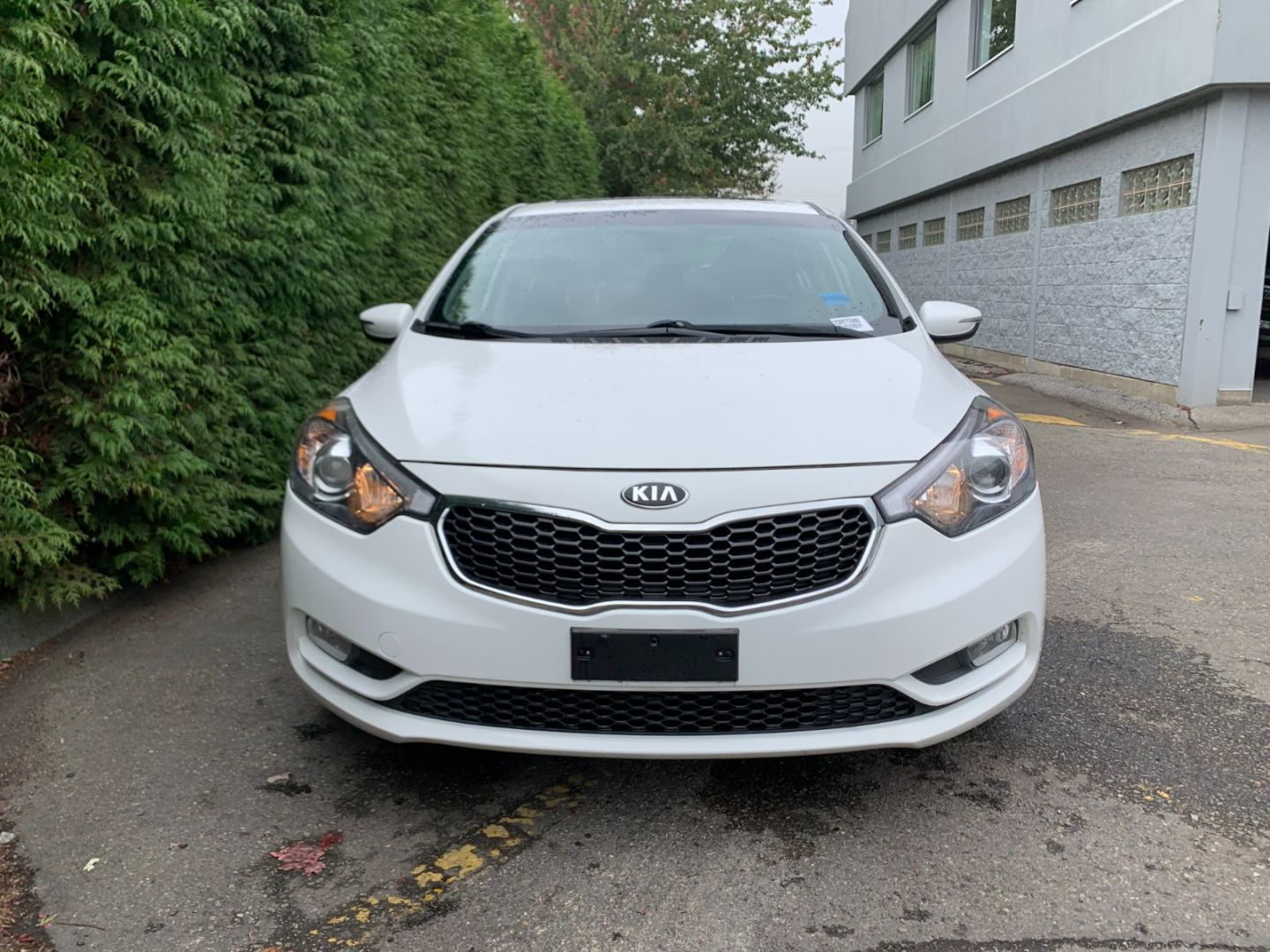 2015 Kia Forte EX for sale in Surrey, British Columbia